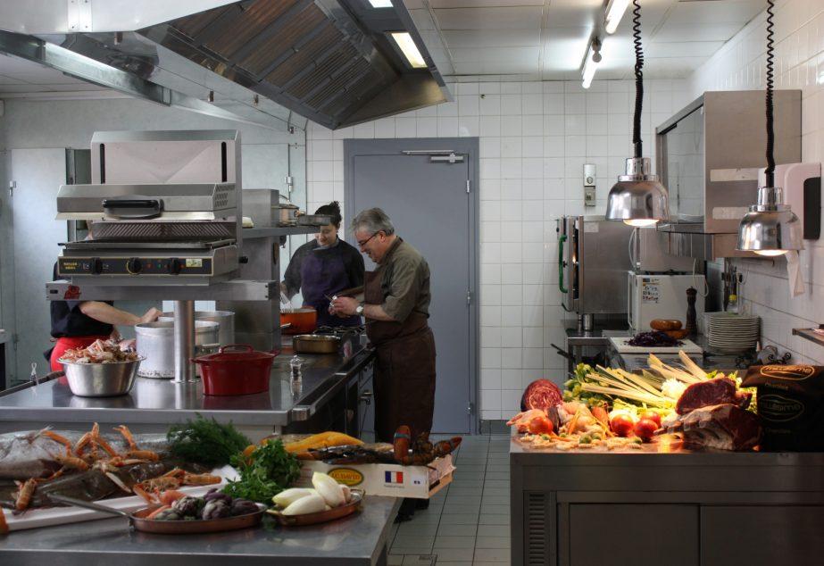 cuisine restaurant Taillard
